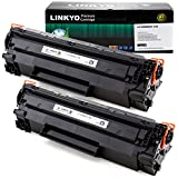 2 Pack LINKYO Compatible Toner Cartridges Replacement for Canon 12 (Small Image)