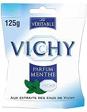 Vichy Bag of Mint Drops, 125 Grams