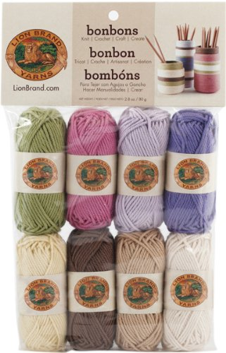 Bonbons Yarn 8/Pkg-Nature 1 pcs sku# 1191546MA