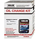 Yamaha LUB-SMBCG-KT-01 Smb 2&3 Cylinder Ss Oil Change 1 Kit; New # LUB-SMBCG-KT-02 Made by...