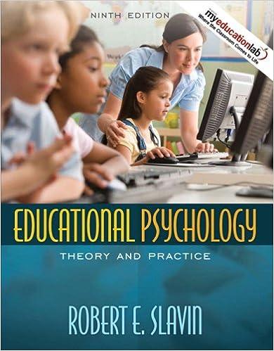 EDUCATIONAL PSYCHOLOGY SLAVIN PDF DOWNLOAD