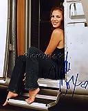 Nikki Cox Sexy Photo Autograph Autographed photo Signed Autogramm Reprint RP