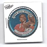 LEON WAGNER 1964 Topps All-Stars Coin #130 Cleveland Indians Baseball