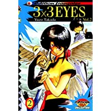 3x3 Eyes T.02