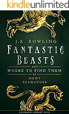Amazon kindle children books ebooks read best sellers online fantastic beasts and where to find them hogwarts library book fandeluxe Gallery