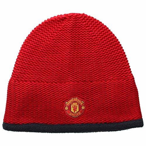 (Adidas Manchester United Knit Beanie )