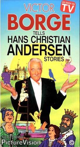 Victor Borge Tells Hans Christian Andersen Stories [VHS]