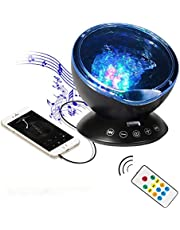 Children's Verlichting Projector Met USB-Afstandsbediening Van De Modieuze Slaapkamer Sterrenhemel Projection LED Night Light Creative Star Projector