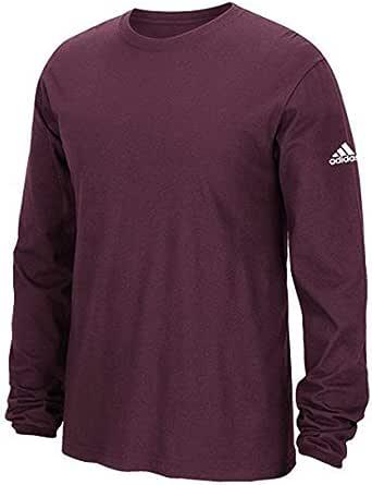 Adidas Men's Long Sleeve Logo Shirt