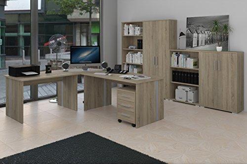 Möbel Pracht Phönix Bürozimmer Büro Set Arbeitszimmer Büromöbel