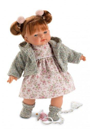 Llorens Spanish Clare 33cm Crying Doll, Multiple   B07BV2LGBP