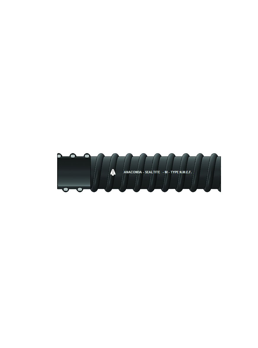 Anaconda Sealtite 3620160 - 1/2' Type NMEF Black 100' CTN ANAMET Electrical Inc.