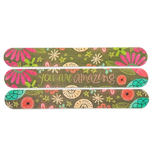 - Brownlow Gifts Simple Inspirations Emery Boards, You are Amazing