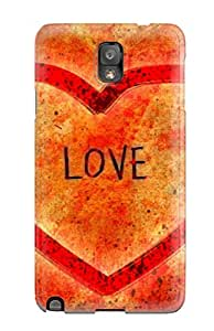 ZippyDoritEduard MWXvwBv19990zGnVU Case Cover Skin For Galaxy Note 3 (written Inside Heart)