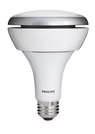 Philips 423798 10.5-Watt to 13-Watt (65 Watt) BR30 Indoor Soft White ...