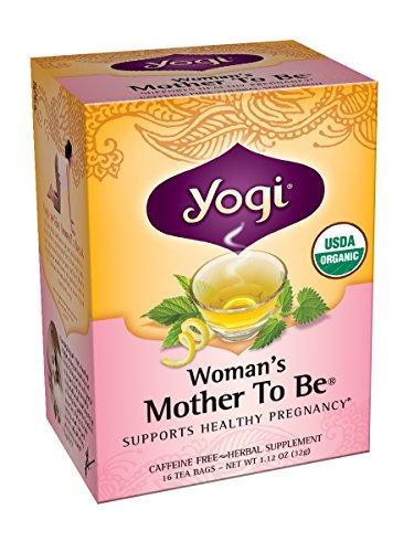 Mère de Yogi femme à être Thé, 16 sachets de thé (pack de 6)