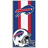 """The Northwest Company Officially Licensed NFL Buffalo Bills Zone Read Beach Towel, 30"""" x 60"""""""