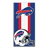 "NFL Buffalo Bills Zone Read Beach Towel, 30"" x 60"""