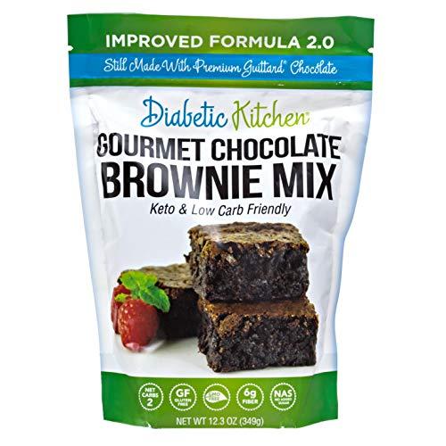 Diabetic Kitchen Keto Brownie