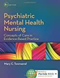 Rely on the distinctive voice and dedicated vision of Mary C. Townsend to provide the most clearly written, comprehensive text for psychiatric mental health nursing. Its evidence-based, holistic approach to nursing practice focuses on ...