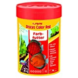 sera 332 discus color Red 1.5 oz 100 ml Pet Food, One Size