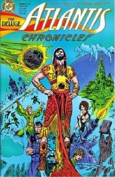 Atlantis Chronicles Complete Run 1 7 product image