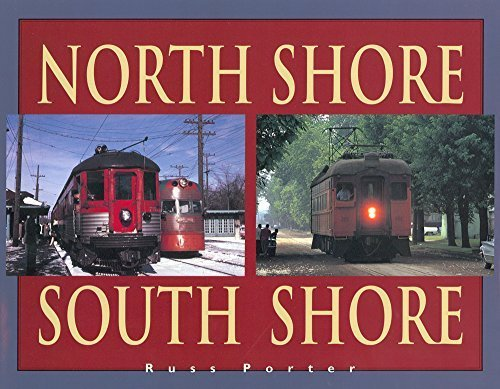 North Shore South Shore by Russ Porter (2000-01-01)