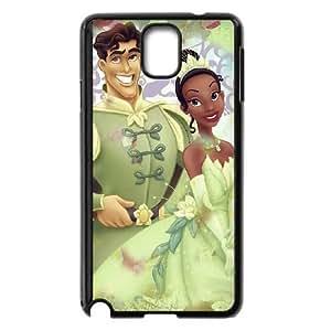 Samsung Galaxy Note 3 Black phone case Disney Princess Tiana DPC9367377
