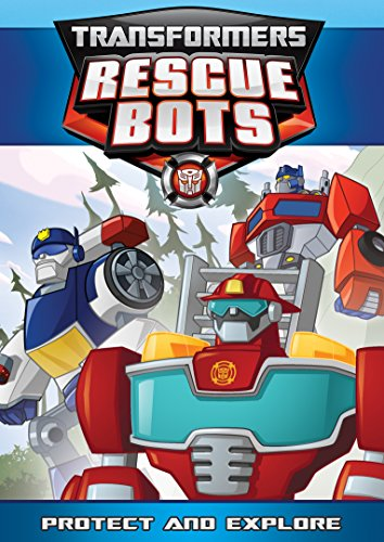 Transformers Rescue Bots: Protect And Explore (Transformers Rescue Bots Roll To The Rescue)