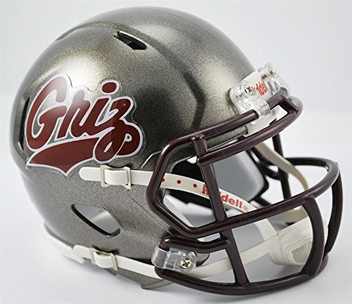 NCAA Montana Grizzlies Speed Helmet