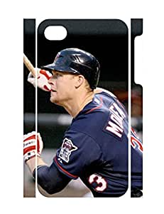 Classic Player High Impact Iphone 4 4S Phone Case