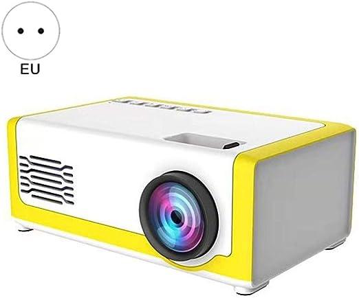 awhao-123 Mini proyector M1 PK YG300, proyector de películas ...