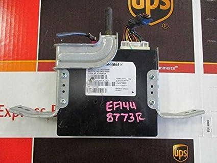 Amazon com: Chassis ECM Communication Telematics Blue Link VIN 4