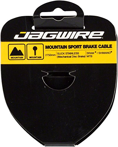 Jagwire Slick Stainless Brake Wire 2750mm Shimano Mountain / Tandem