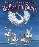Ballerina Swan, Allegra Kent, 0823429067