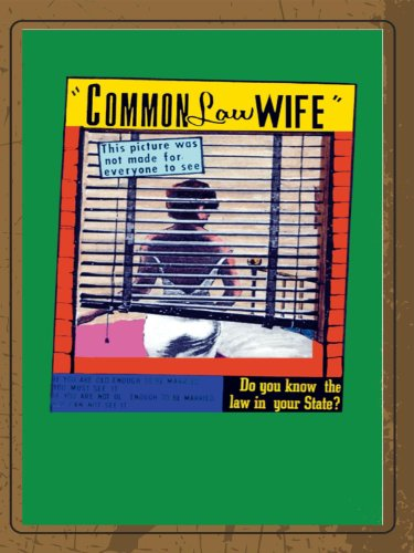 Amazon.com: Commonlaw Wife: Sinister Cinema: Amazon ...