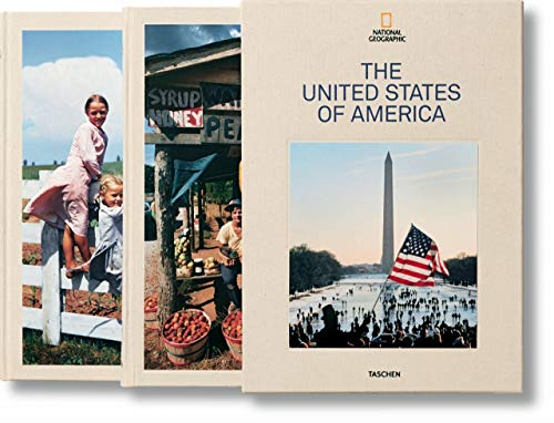 (National Geographic: The United States of America XXL)