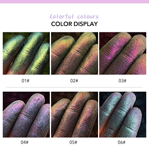 Camaleonte A Masiki Polarizzato B 12 Ombretto Colori Due IAHUwx