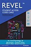 REVEL for Social Psychology -- Access Code Card (9th Edition)