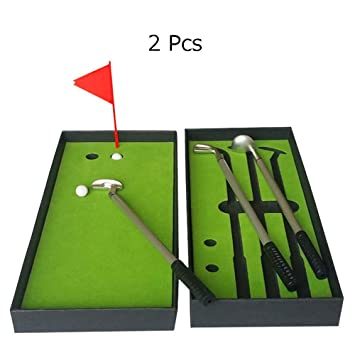 Juego de bolígrafos de golf Mini Juego de regalo con ...
