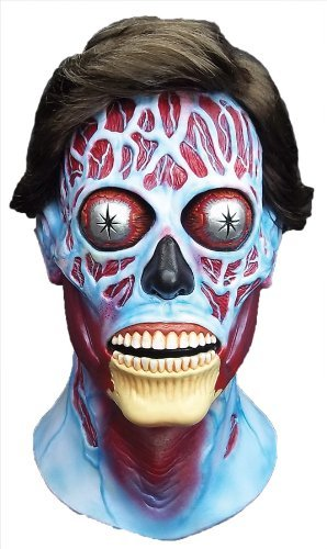 Officially Licensed They Live Mask - ST]()