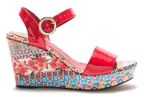 Desigual Scarpe - Shoes_virgo Micro Rapporto 18sssp06 - Collezione 2018