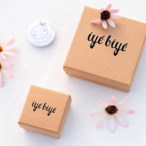 Conjunto juego niña oro amarillo 18 ktes 1ª Comunión anillo y pendientes flor con perlas y circonitas