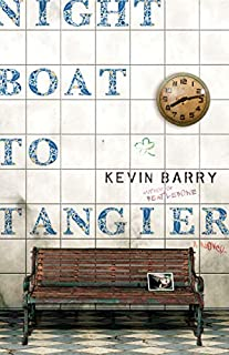 Book Cover: Night Boat to Tangier: A Novel