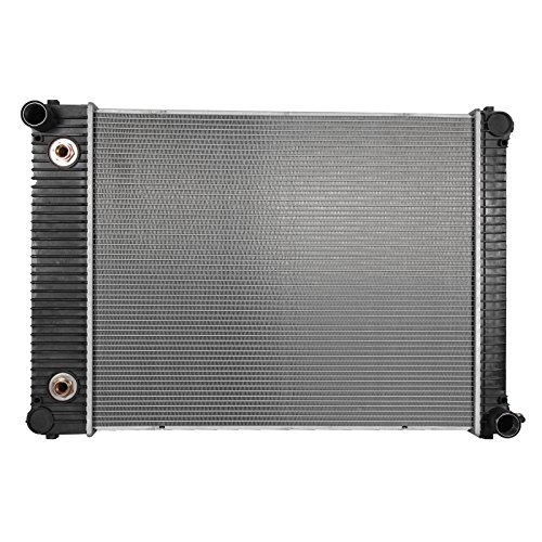 - CCIYU cciyu Truck Radiator 2200-035 Compatible with 1999-2004 Freightliner School Bus FS-65 04-07 Acterra FL106