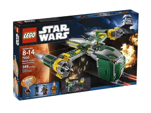 LEGO Star Wars Bounty Hunter Assault Gunship - Lego Star Wars Clone Gunship