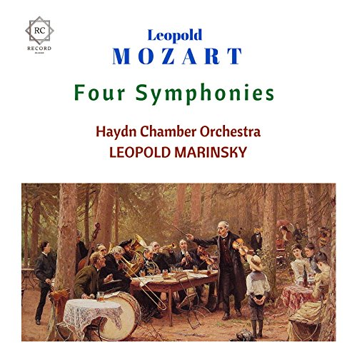 Mozart: Four Symphonies