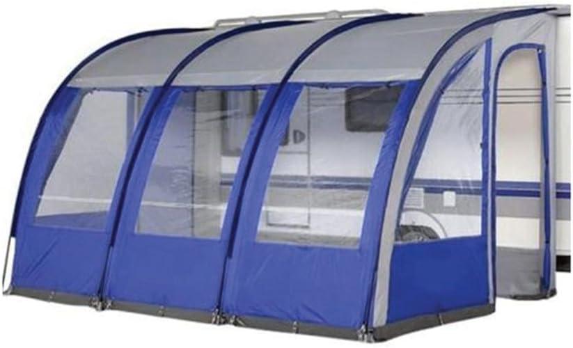 Leisurewize Tabbert Vivaldi Caravan Ontario Porch Awning 390 Blue