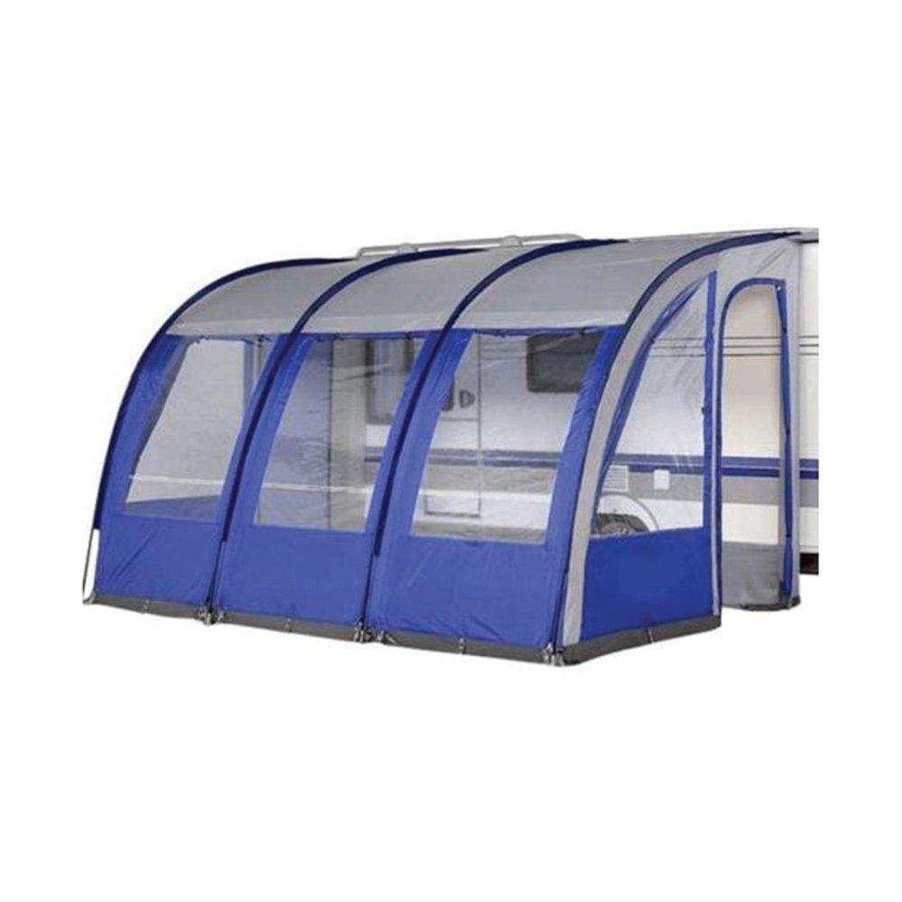 Leisurewize Eriba Troll 540 390 mm color azul Toldo de porche para caravana Ontario