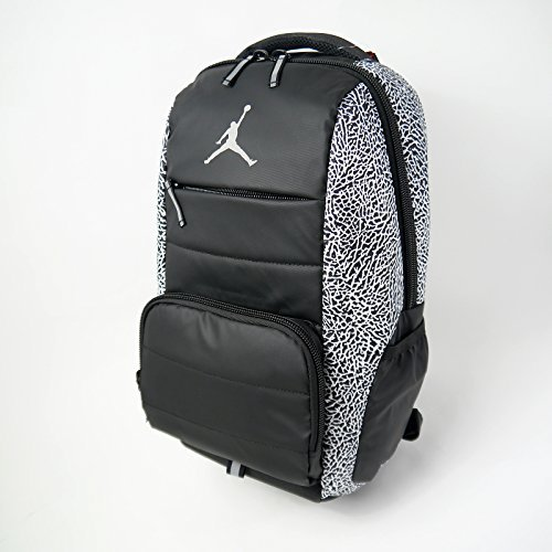 a739ad65606a Nike Jordan Jumpman Backpack Black 9A1640-210